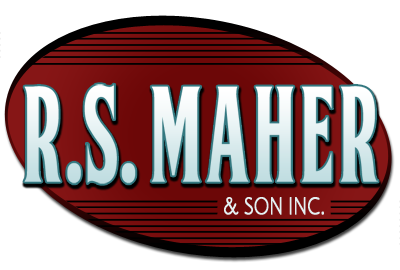 RS Maher & Son logo