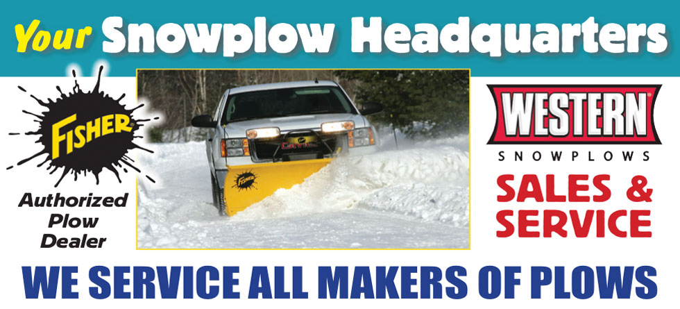 Fisher snowplow dealer