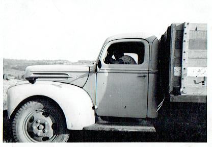 Our first truck - 1947 Ford