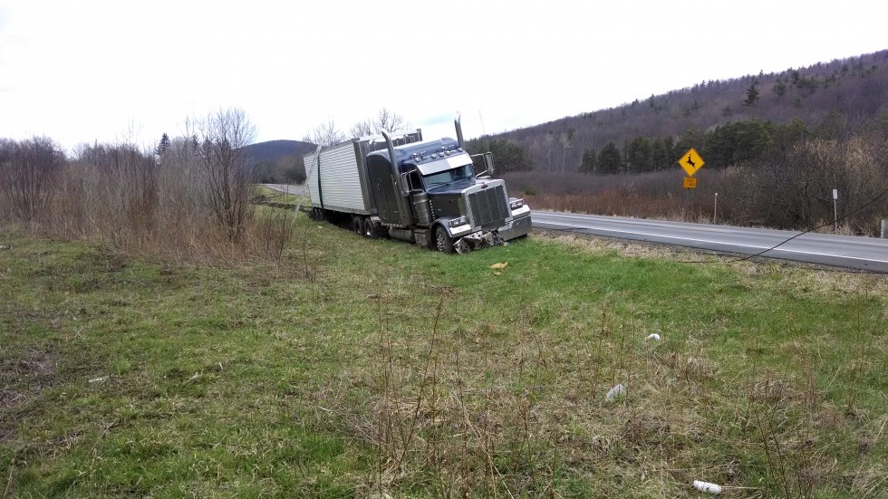 Tractor Trailer Off Road May 20th R S Maher Amp Son Inc